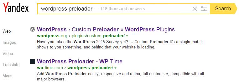 wordpress seo on yandex