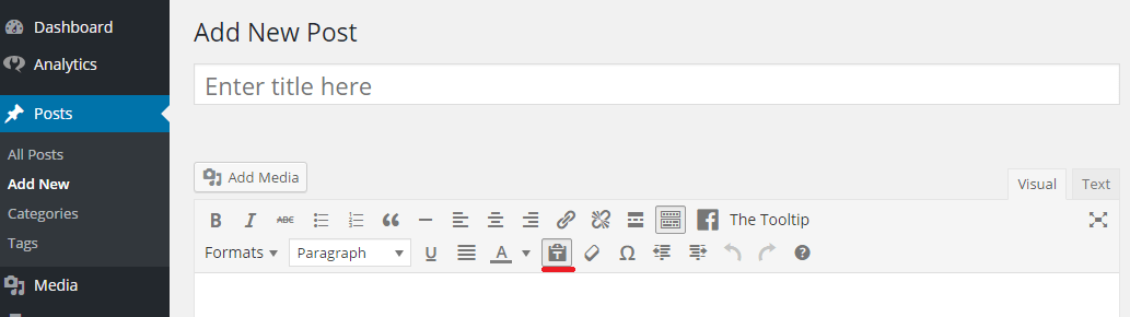 paste as plain text wordpress