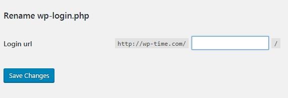 hide wordpress wp-login.php