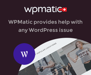 WPMatic – Support Center for any WordPress issues